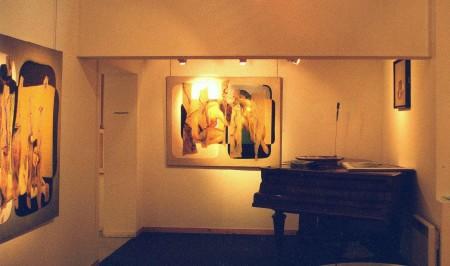 Galerie Duchoze, Art Contemporain, Rouen, 2002. (2)