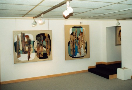 Galerie Duchoze, Art Contemporain, Rouen, 2002. (3)