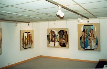 Galerie Duchoze, Art Contemporain, Rouen, 2002. (4)