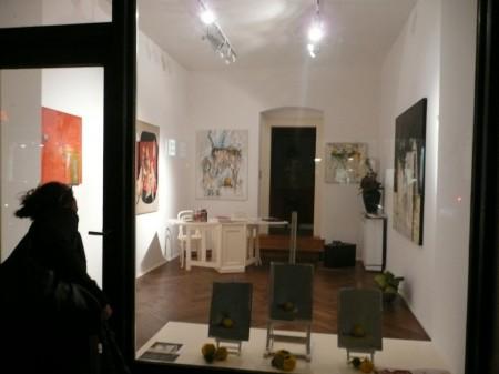 Galerie Karoline Lau, Munich, 2009. (1)