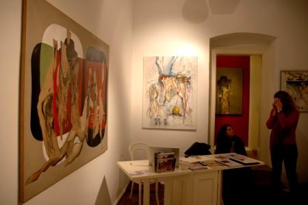Galerie Karoline Lau, Munich, 2009. (2)