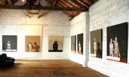 Galerie du Pont des Arts, Marcillac-Vallon, 2005. (1)