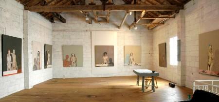 Galerie du Pont des Arts, Marcillac-Vallon, 2005. (2)