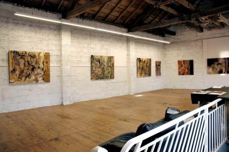 Galerie du  Pont des Arts, Marcillac-Vallon Juin 2011 (1)