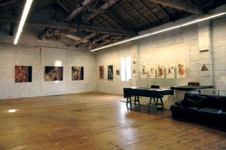 Galerie du  Pont des Arts, Marcillac-Vallon Juin 2011 (5)