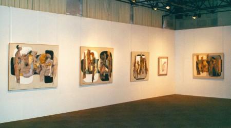 Galerie du Théatre, Brive, 2002. (1)
