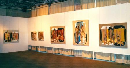 Galerie du Théatre, Brive, 2002. (2)