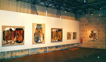 Galerie du Théatre, Brive, 2002. (4)