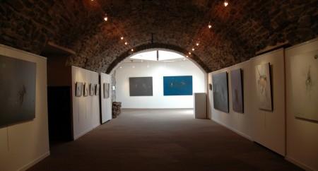 La galerie d'art Laguiole avril 2011.. (1)