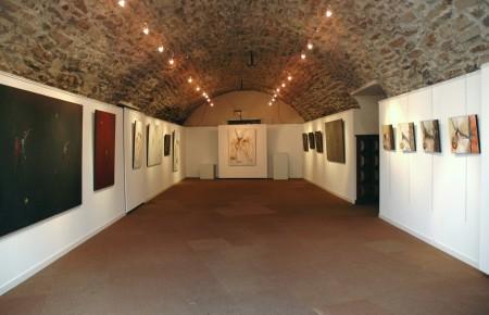 La galerie d'art Laguiole avril 2011.. (6)