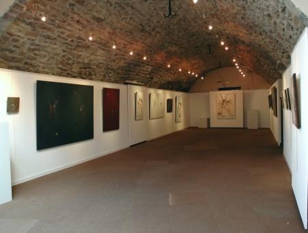 La galerie d'art Laguiole avril 2011.. (7)