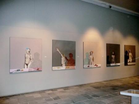 Biennale de peinture France/Italie Turin  2013