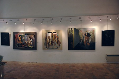 Vernissage Lacapelle Marival , juin 2010.(1)