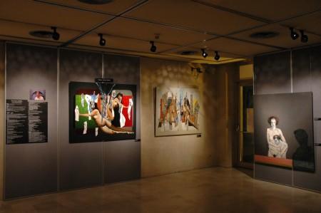 Vernissage Musée Labenche Brive 12.09.2008. (3)