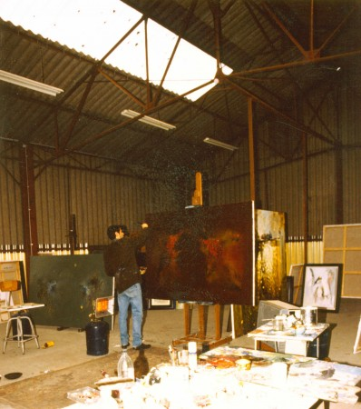 1991, Sotteville les Rouen.